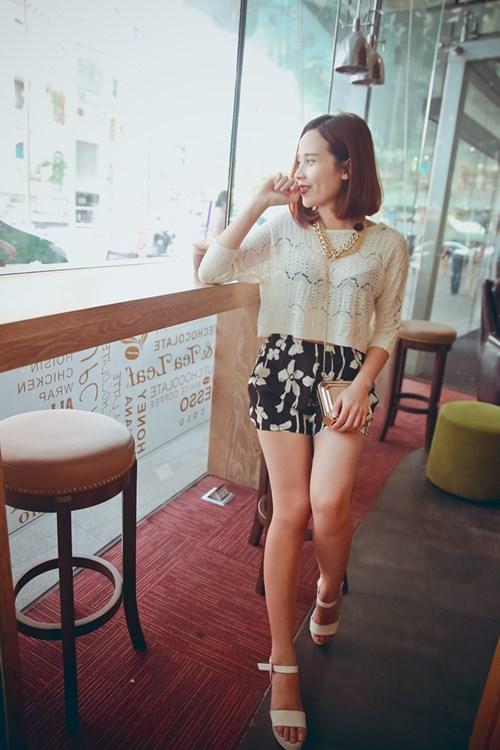 Lưu Hương Giang mặc đẹp hơn vì sợ chồng chán