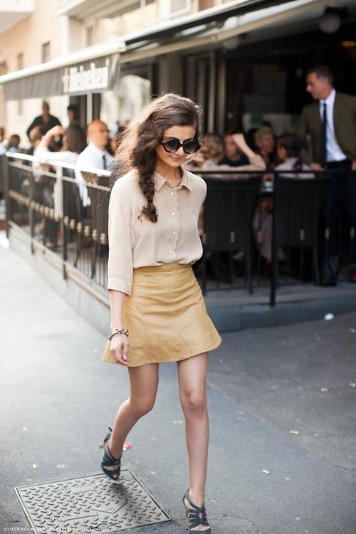 Các kiểu váy cần tránh mặc tới công sở