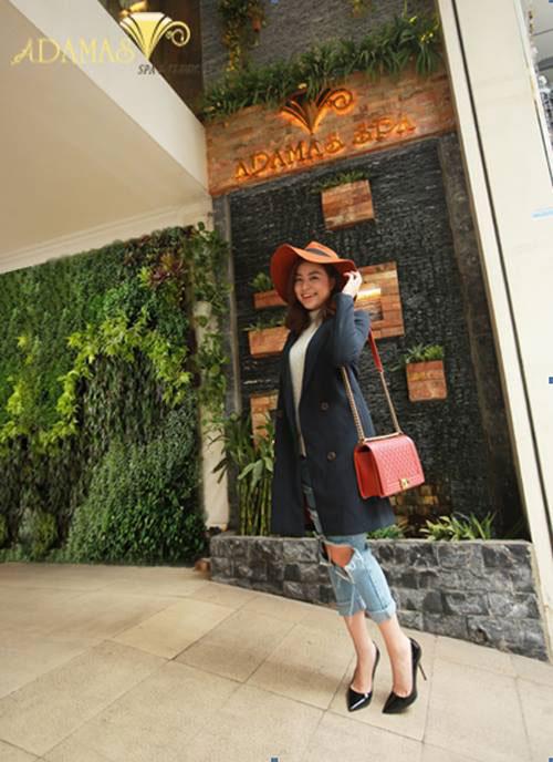 Mát mắt ngắm style năng động của Sao Việt