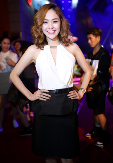 Minh Hằng, Tú Anh dẫn đầu top sao mặc đẹp