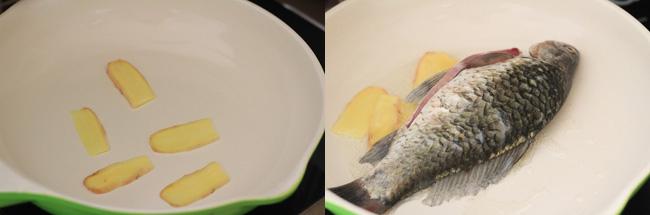 Nguyên là và cách nấu súp cá chép củ cải bổ dưỡng