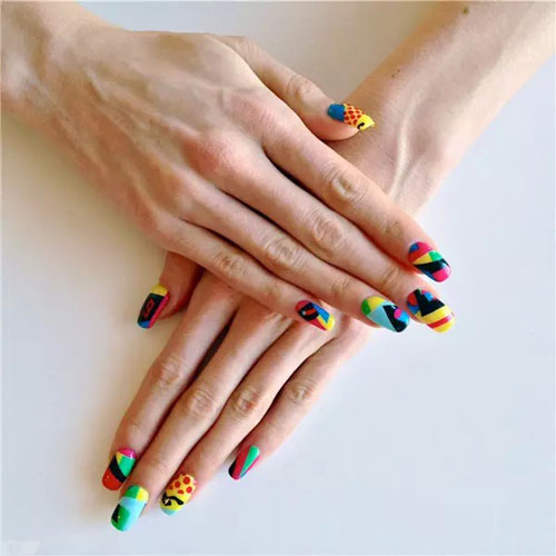 Khách biệt với những mẫu nail cực 'chất' cho cô nàng sành điệu