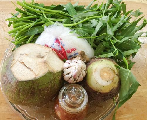 Nguyên liệu và cách chế biến món vịt nấu chao đãi cả nhà