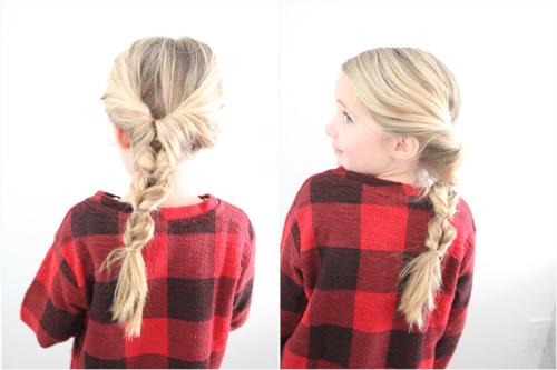"""4 kiểu tóc hè siêu xinh cho """"gái điệu"""" của mẹ"""