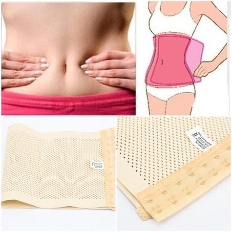 Nguy hại khôn lường khi dùng nịt bụng để giảm mỡ bụng sai cách