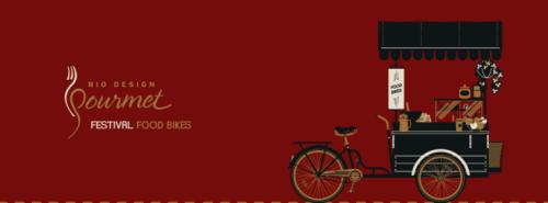 Lễ hội ẩm thực trên xe đạp ở Brazil