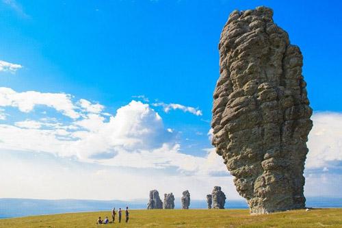 7 gã khổng lồ của nước Nga