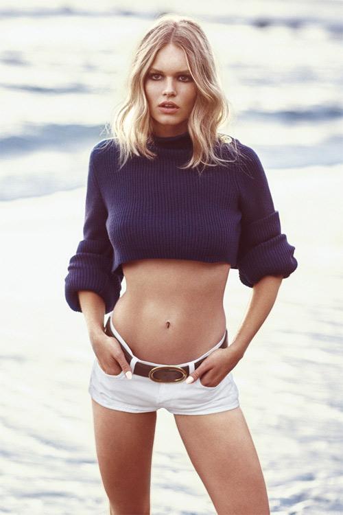 'Bản sao bom sex Brigitte Bardot' là người mẫu của năm