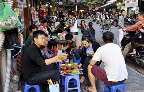 Ăn vặt một nét văn hóa của Sài Thành
