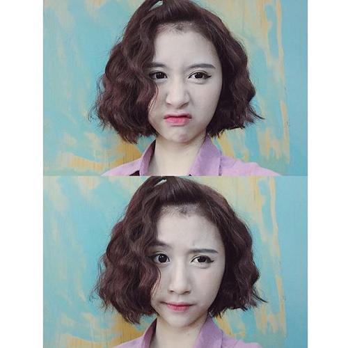 Mẹo làm điệu cho tóc ngắn dễ thương như Quỳnh Anh Shyn