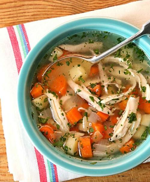 Những món súp ngon miệng, ấm áp cho ngày giá lạnh