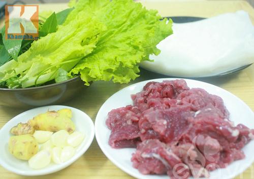 Cách làm phở cuốn nhanh gọn cho ngày lười ăn cơm
