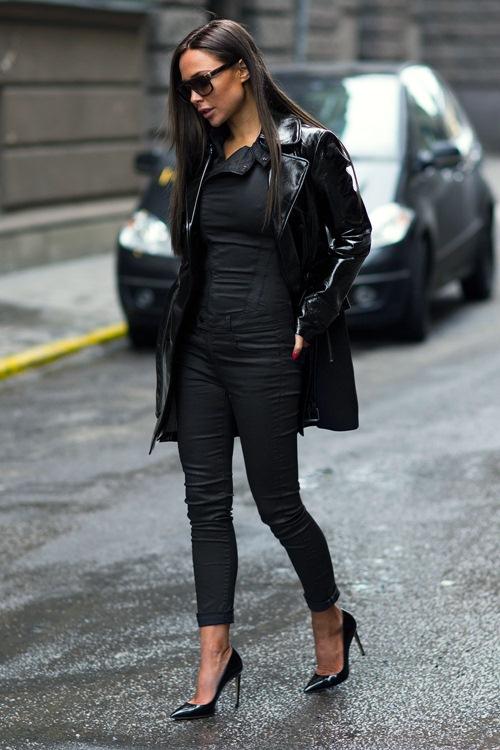 Những điều chỉ những nàng chuyên mặc đồ màu đen mới hiểu