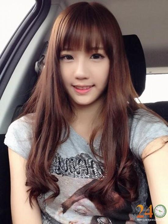 Những kiểu tóc Hàn Quốc đẹp nhất cho bạn nữ