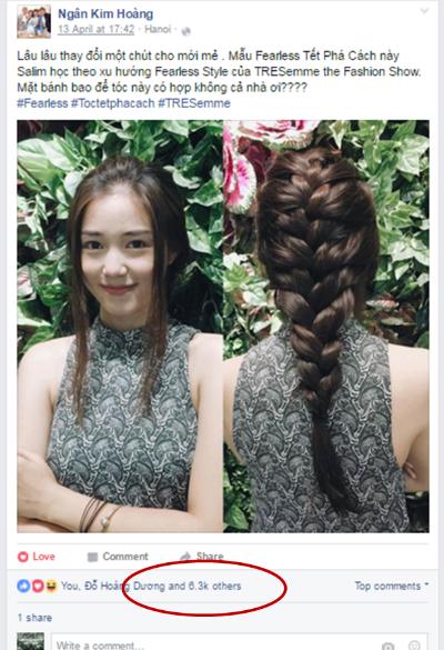 Tết tóc Fearless đẹp như hot girl Salim