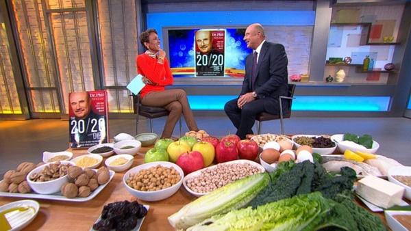Thực đơn ăn kiêng giảm cân 20/20 và những điều cần biết