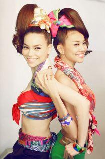 Thanh Hằng-Hà Hồ và những lần đụng độ thời trang