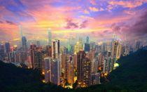 Hình ảnh Ba thành phố châu Á hút khách nhất thế giới