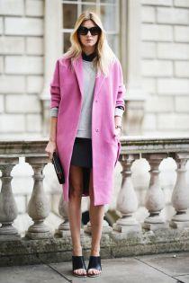 """Tuyệt chiêu mặc màu hồng không bị """"quê"""""""