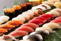 Hướng dẫn ăn sushi đúng điệu như người Nhật