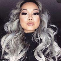 Dưới 30 tuổi, bạn có dám nhuộm tóc bạc?