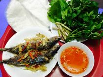 Cá nục hấp món ngon khó cưỡng ở Đà Nẵng