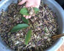 Nham Bắc Giang - món ăn quen thuộc của dân địa phương