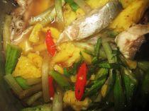 Hấp dẫn những món ngon trứ danh từ cá vồ nuôi hầm