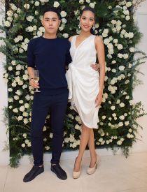Lan Khuê, Diễm My 9X nổi bật với trang phục tone trắng