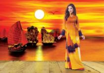 Thái Tuấn ra mắt bộ sưu tập 'Nét đẹp Á đông'