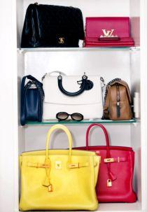 7 nguyên tắc bảo quản túi da hàng hiệu