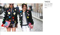 Fashionista Việt ở Paris bật mí bí quyết lên tạp chí Vogue