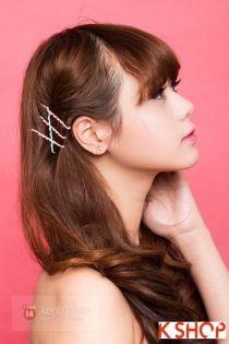 3 Kiểu tóc đẹp bằng kẹp tăm đơn giản dễ làm tại nhà