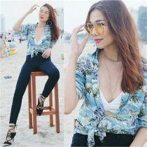 Phương Trinh, Phạm Hương cực chuẩn với thời trang màu trầm