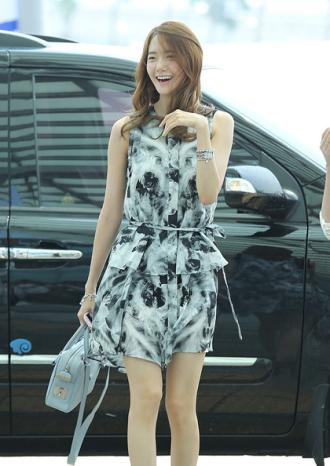 Yoona SNSD thích diện đồ cá tính