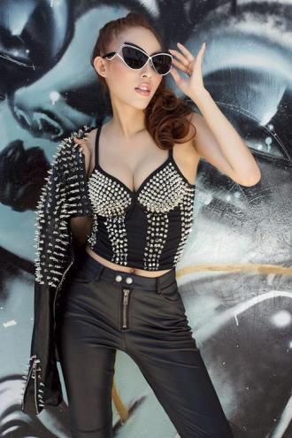 Thời trang nổi loạn của cô gái Sài Gòn khi trời 18°C
