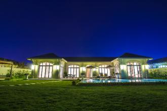 Tham quan biệt thự nghỉ dưỡng triệu đô ở Sầm Sơn