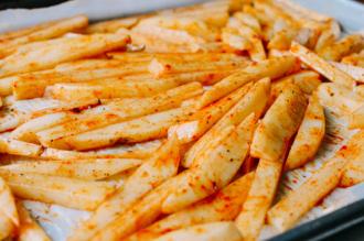 Tuyệt chiêu làm kim chi nướng pho mát, khoai tây lạ miệng