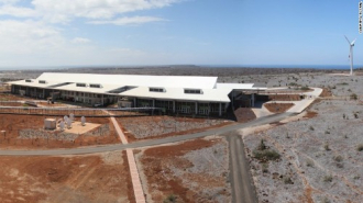 Sân bay 'xanh' nhất thế giới