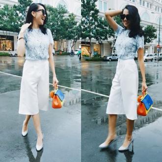 Điểm mặt những mẫu giày siêu mẫu Thanh Hằng 'si mê'