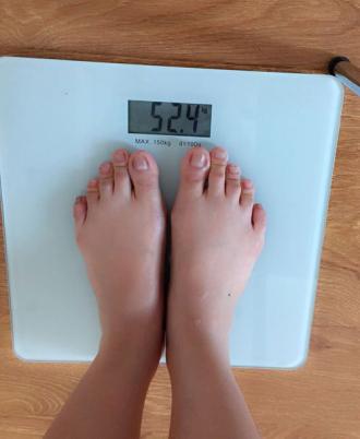 Vợ Đăng Khôi giảm 7kg chỉ sau 1 tuần sinh con