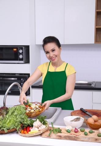 Bí quyết nấu ăn ngon của chi tư Cẩm Ly