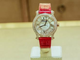 Chi tiết đồng hồ 1,5 tỷ đồng của Chopard