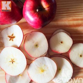 Mứt táo dẻo cho hấp dẫn cho ngày Tết