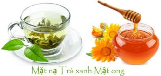 'Tường tận' những phương pháp làm đẹp da từ trà xanh