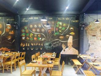 Thưởng thức bò nướng,cơm rang... ở quán của giám khảo Vua Đầu Bếp Việt
