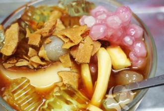 Quán caramen long nhãn thơm ngon ở cố đô Huế