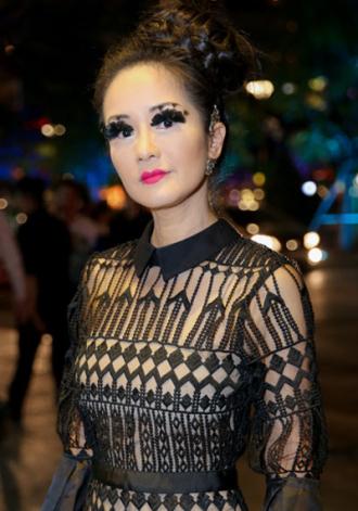 Những lần Sao Việt thành nạn nhân vì trang điểm