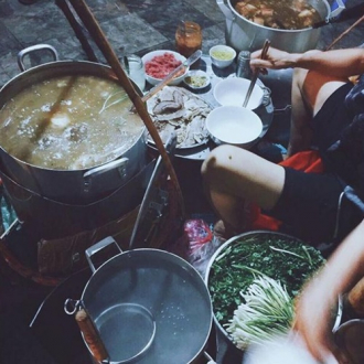 Ba địa chỉ ăn uống chỉ mở sau nửa đêm ở Hà Nội