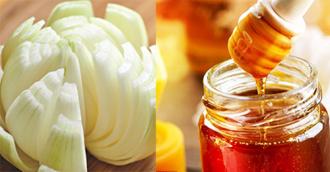Bí quyết trộn hành tây với mật ong, lông mày lơ thơ sẽ dày lên nhanh chóng